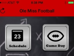 College Sports - Ole Miss Football Edition 2.1 Screenshot