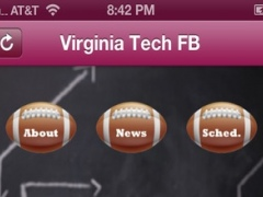 College Sports - Virginia Tech Football Edition 2.1 Screenshot