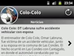 Colo-Colo For Fans 1.4.5 Screenshot
