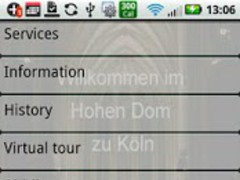 Cologne Cathedral (internet) 1.5 Screenshot