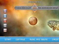 Colony Defender 1.7 Screenshot