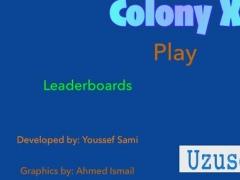 Colony X 1.0 Screenshot