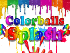 Color-ball Splash 3.4 Screenshot
