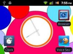 "Color Circles ""91pandaHome2"" 2.0 Screenshot"