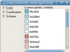 Color combinate 0.1-0 Screenshot