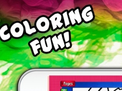 "Color Cook Game ""for Equestria Girls"" 1.0 Screenshot"