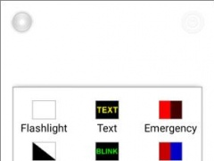 Review Screenshot - Color Flashlight – Turn Your Phone's Screen into a Torch