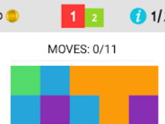 Color Flood Puzzle 1.0.6 Screenshot
