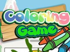 Color Fors Kids Game Strawberry Shortcake Version 1.0 Screenshot