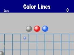 Color Lines II 1.0 Screenshot