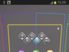 Color Next Launcher 3D Theme 1.02 Screenshot