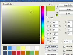 Color Picker 0.3 Screenshot