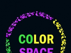 Color Space- Jam through the atmosphere while obstacles switch 1.0.1 Screenshot