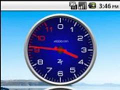 Color Tachometer Clocks Free 2.0.3 Screenshot