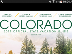 Colorado Guide 2.4.7 Screenshot