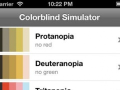 Colorblind Simulator 1.0 Screenshot