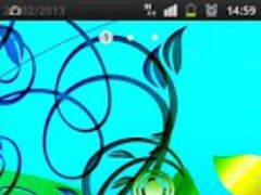 Colorful Flowers HD HD LIVE L 1.0 Screenshot