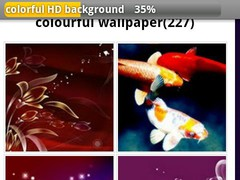 colorful HD wallpaper  Screenshot