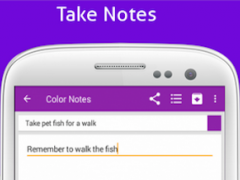 Colorful Notes Lists + Notepad 1.0.0 Screenshot