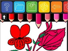 Review Screenshot - Coloring Book – Your Chance to Become a Coloring Pro