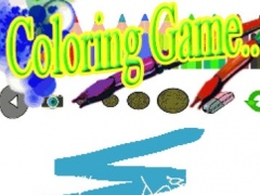 Coloring For Kids Game Jake Neverland Edition 1.0 Screenshot