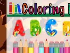 Coloring Kids Game Donkey Kong Edition 1.0 Screenshot