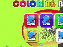Coloring Kids Game Woody Woodpecker Edition 1.0 Screenshot