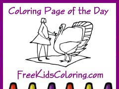 Coloring Page of the Day 1.0.1 Screenshot