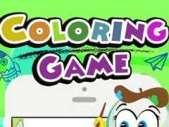 Coloring Pages Horse Version 1.0 Screenshot