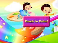 Coloring Shapes for Toddlers 1.0.1 Screenshot