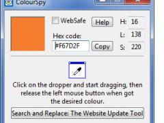 Colour Spy 2.0 Screenshot