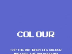 Colour - the colour-matching game 1.0 Screenshot