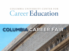 Columbia Career Fair Plus 4.0 Screenshot