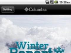 Columbia Report 1.01 Screenshot