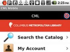 Columbus Library Mobile 4.5.110 Screenshot