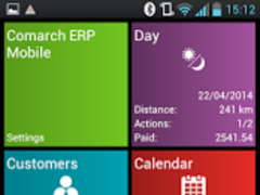 Comarch ERP Mobile Sales 2016.4.2 Screenshot