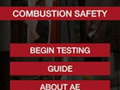 Combustion Safety 1.2 Screenshot