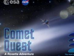 Comet Quest 2.0 Screenshot