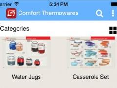 Comfort Thermowares 1.0 Screenshot