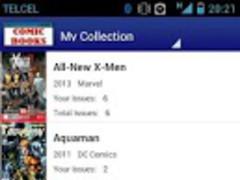 Comic Books Collector VE 4.0.3 Screenshot