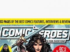 Comic Heroes: the superhero comics magazine 4.9.4 Screenshot