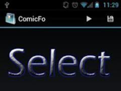 ComicFo 1.1 Screenshot