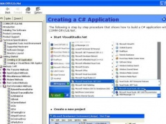 COMM-DRV/Lib.Net Professional Edition 20.00 Screenshot