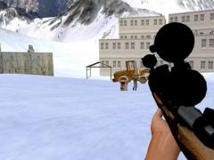 Commanders Call Snow Sniper 1.0 Screenshot