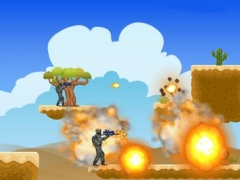 Commando Sands 1.0 Screenshot