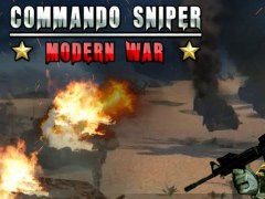 Commando Sniper Shooter 3D : Modern War 2018 Games 2.7 Screenshot