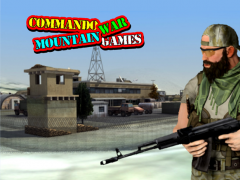 Commando War Mountain Games 1.1 Screenshot