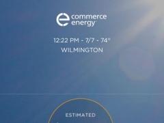 Commerce Energy Pulse 1.22.60 Screenshot