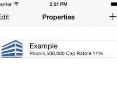 Commercial Real Estate Analysis Your Way 2.6 Screenshot