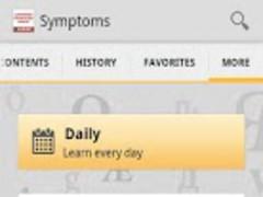 Common Symptom Guide 4.3.056 Screenshot